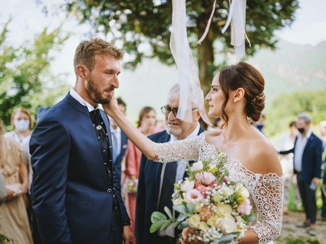 Il matrimonio di Roberto e Roberta a Vestone, Brescia 35