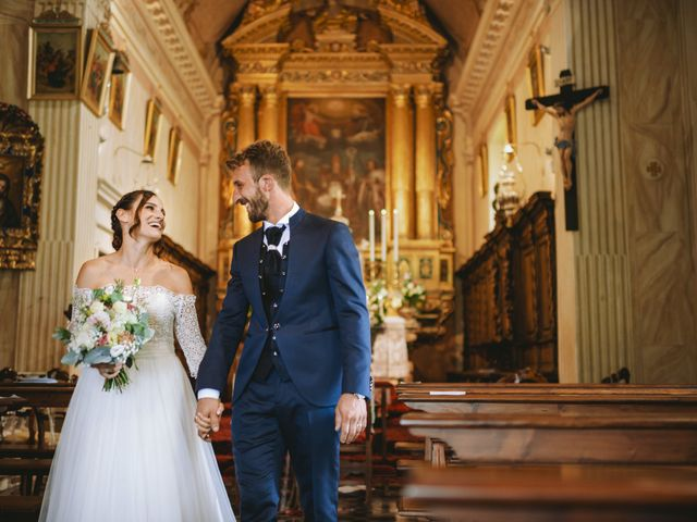Il matrimonio di Roberto e Roberta a Vestone, Brescia 42
