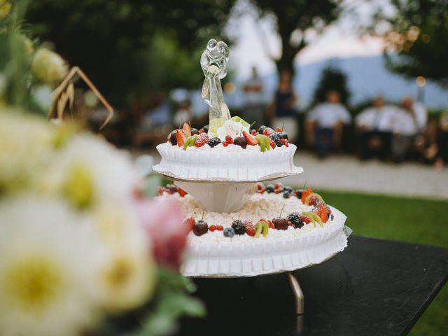 Il matrimonio di Roberto e Roberta a Vestone, Brescia 73