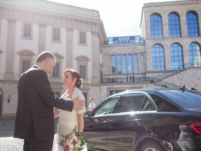 Il matrimonio di Andrea e Evelina a Milano, Milano 13