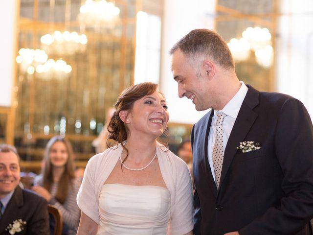 Il matrimonio di Andrea e Evelina a Milano, Milano 14