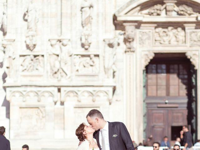 Il matrimonio di Andrea e Evelina a Milano, Milano 18