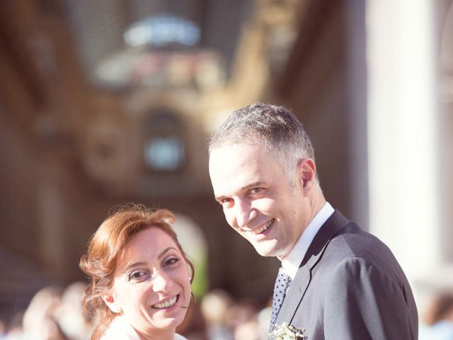 Il matrimonio di Andrea e Evelina a Milano, Milano 19