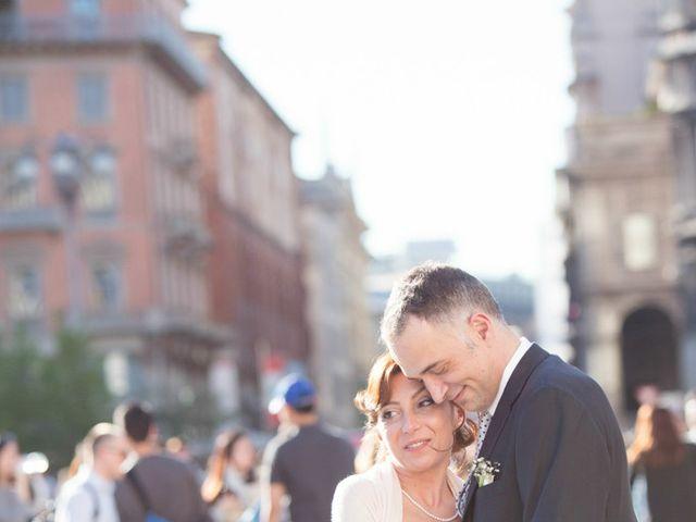 Il matrimonio di Andrea e Evelina a Milano, Milano 20