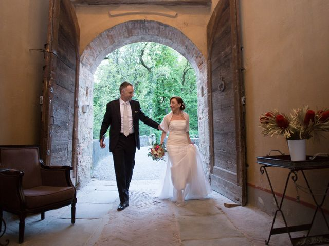 Il matrimonio di Andrea e Evelina a Milano, Milano 24