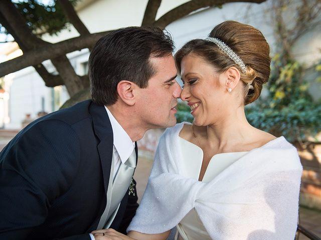le nozze di Rosaria e Stefano
