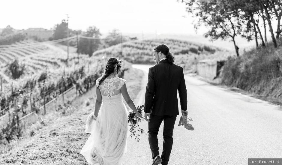 Il matrimonio di Samuele e Celeste a Clavesana, Cuneo