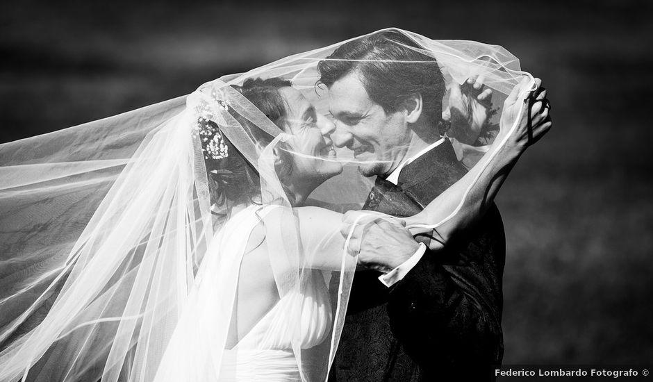 Il matrimonio di Carlo e Alice a Trisobbio, Alessandria