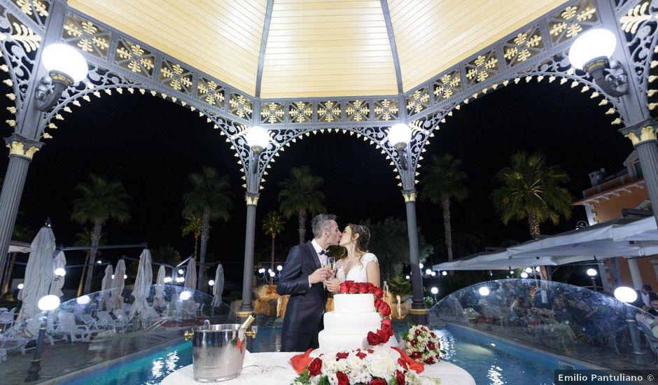 Il matrimonio di Lucio e Alessandra a Salerno, Salerno