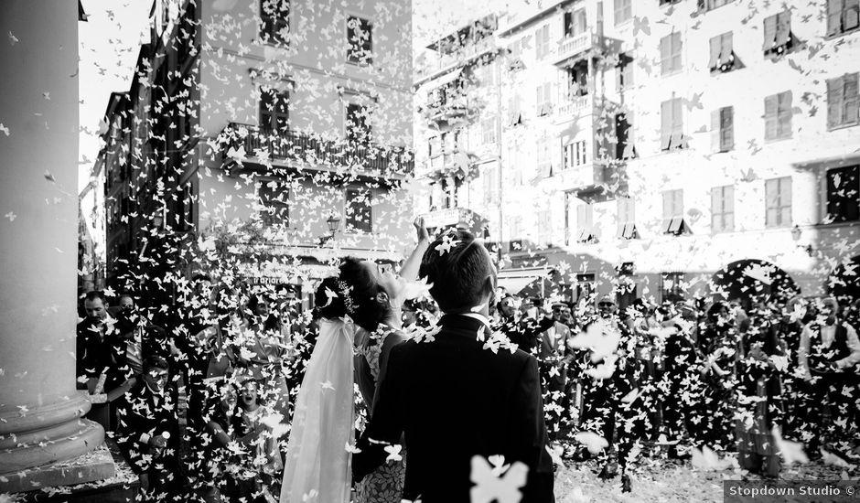Il matrimonio di Davide e Jessica a Santa Margherita Ligure, Genova
