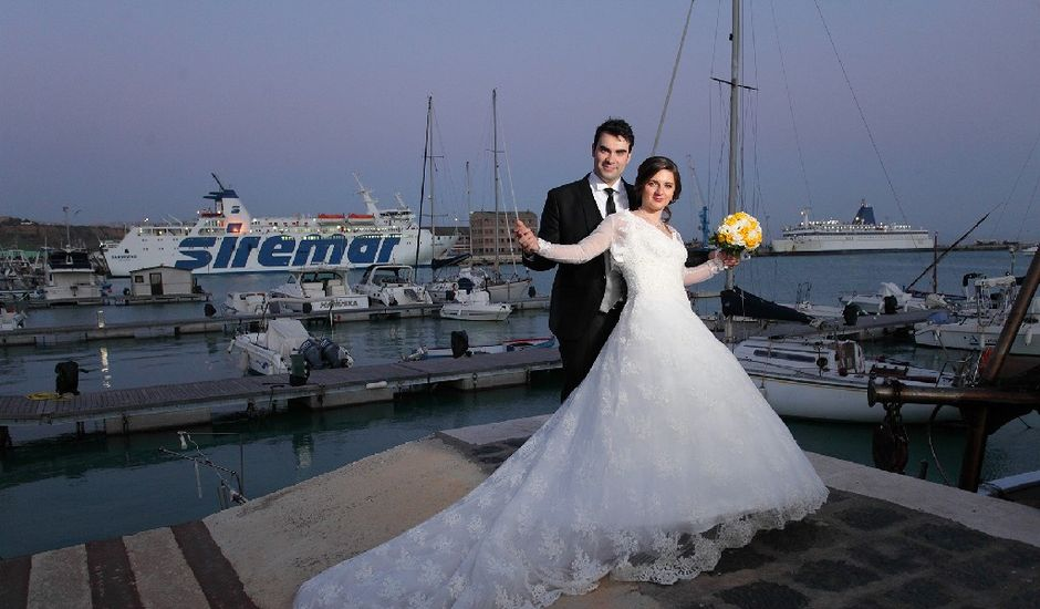 Il matrimonio di Angelo e Priscilla a Porto Empedocle, Agrigento