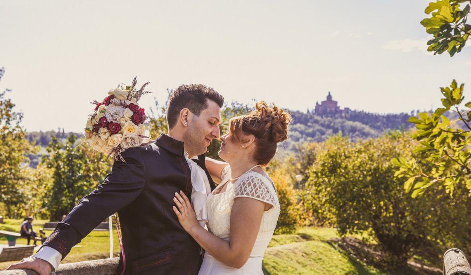 Il matrimonio di Matia e Jennifer a Bologna, Bologna