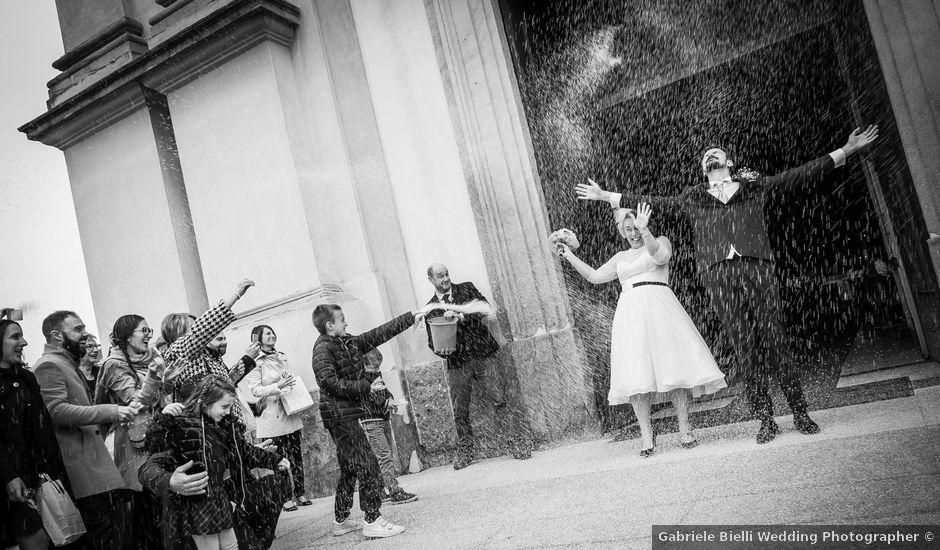 Il matrimonio di Maurizio e Silvia a Casirate d'Adda, Bergamo