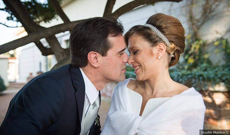 Il matrimonio di Stefano e Rosaria a Battipaglia, Salerno