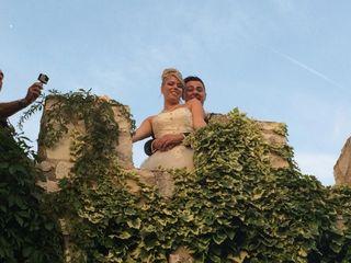 Le nozze di Martina e Shoeleen