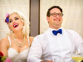 Le nozze di Lou e David