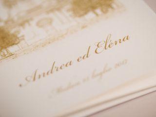 Le nozze di Eléna e Andrea 1