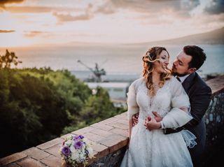 Le nozze di Ilaria e Max