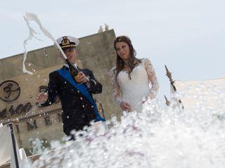 Le nozze di Eleonora e Luca 1