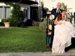 Le nozze di Camilla e Giuseppe