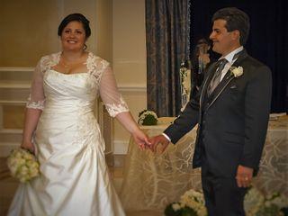 Le nozze di Moana e Mickael