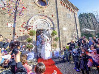 Le nozze di CLAUDIA e DANNY