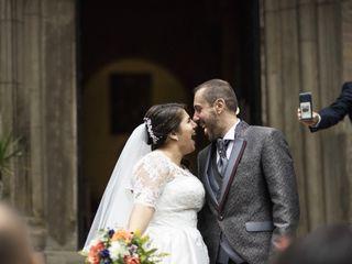 Le nozze di Ivana e Tiziano