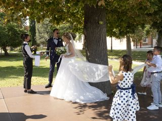 Le nozze di Alessandra e Francesco 1