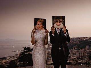 Le nozze di Giorgio e Joy