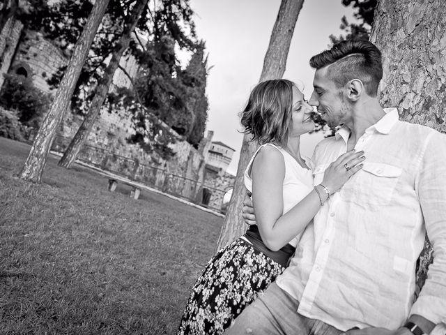 Il matrimonio di Tommaso e Simona a Novate Milanese, Milano 8