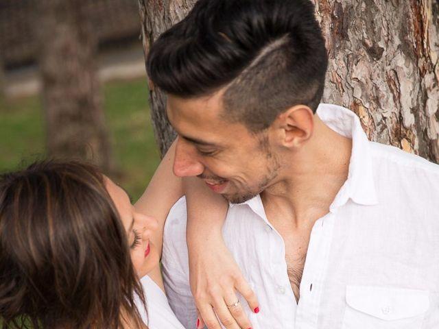 Il matrimonio di Tommaso e Simona a Novate Milanese, Milano 14