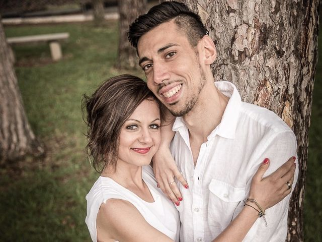 Il matrimonio di Tommaso e Simona a Novate Milanese, Milano 15