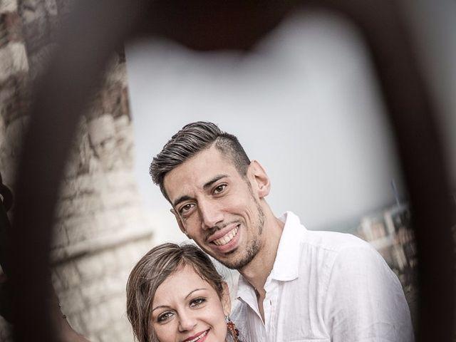Il matrimonio di Tommaso e Simona a Novate Milanese, Milano 19