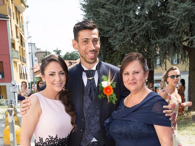 Il matrimonio di Tommaso e Simona a Novate Milanese, Milano 66