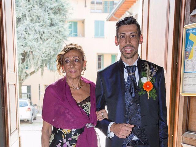 Il matrimonio di Tommaso e Simona a Novate Milanese, Milano 69