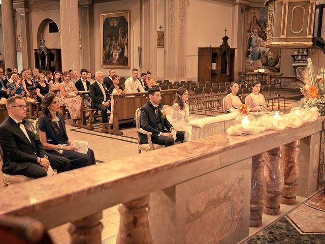 Il matrimonio di Tommaso e Simona a Novate Milanese, Milano 79