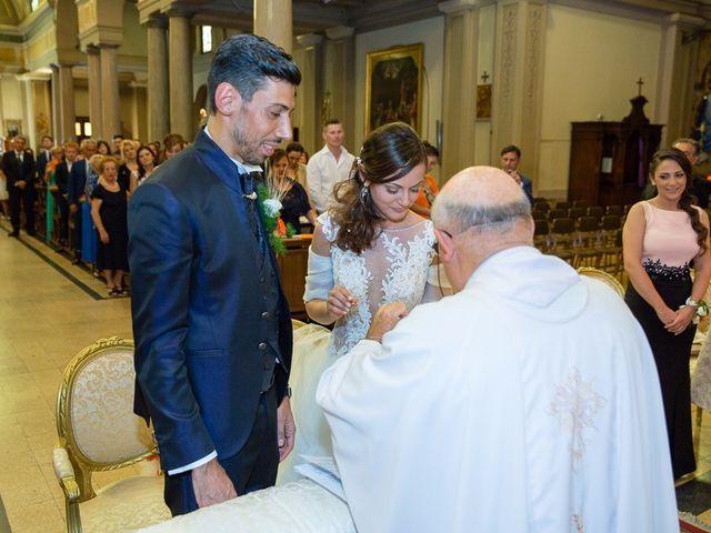 Il matrimonio di Tommaso e Simona a Novate Milanese, Milano 82