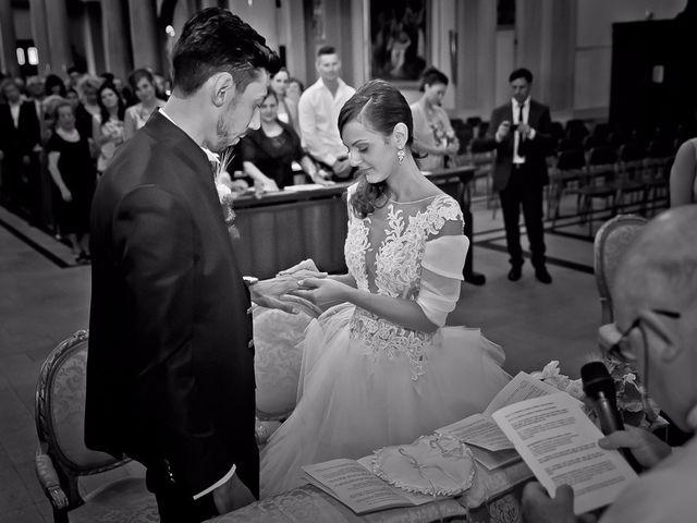 Il matrimonio di Tommaso e Simona a Novate Milanese, Milano 83