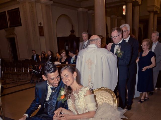 Il matrimonio di Tommaso e Simona a Novate Milanese, Milano 84