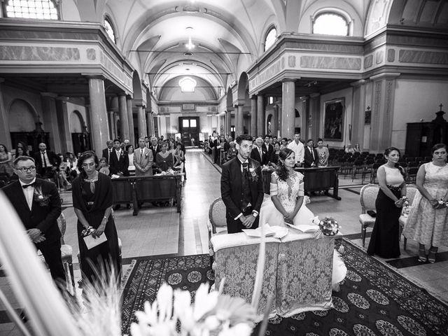 Il matrimonio di Tommaso e Simona a Novate Milanese, Milano 87