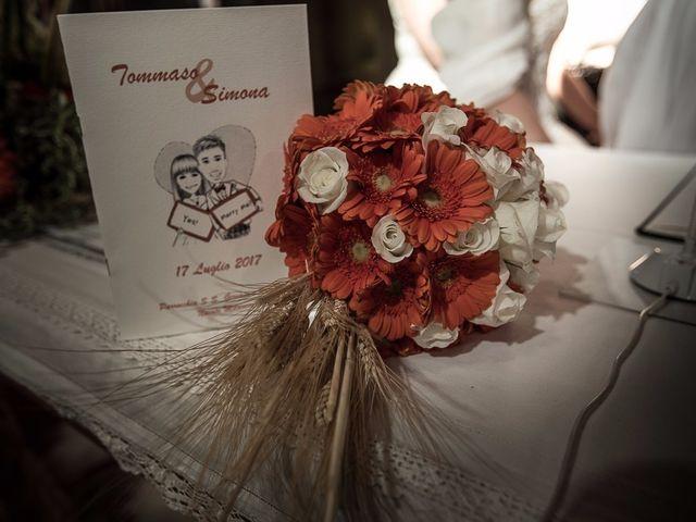 Il matrimonio di Tommaso e Simona a Novate Milanese, Milano 88