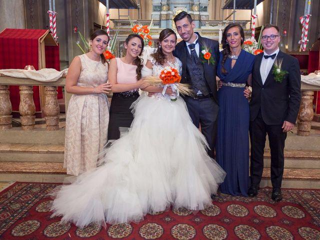 Il matrimonio di Tommaso e Simona a Novate Milanese, Milano 89