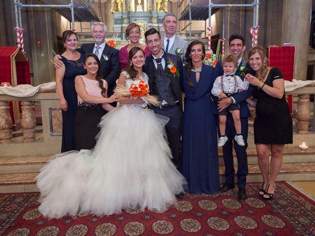 Il matrimonio di Tommaso e Simona a Novate Milanese, Milano 91