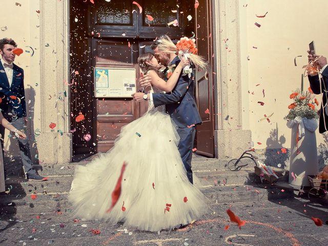 Il matrimonio di Tommaso e Simona a Novate Milanese, Milano 94