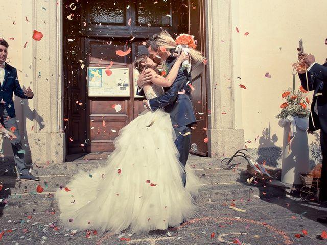 Il matrimonio di Tommaso e Simona a Novate Milanese, Milano 95