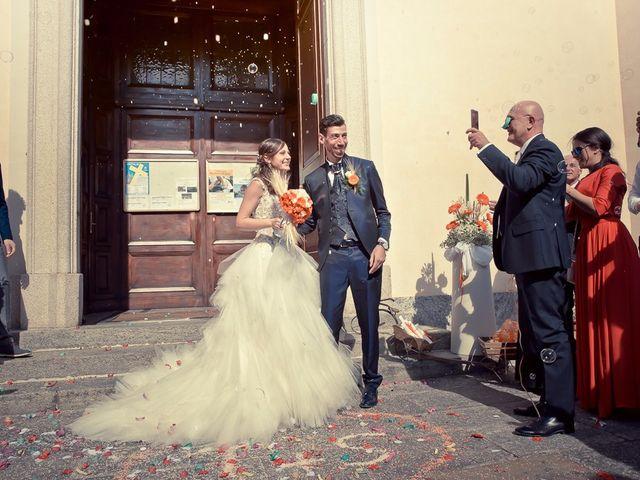 Il matrimonio di Tommaso e Simona a Novate Milanese, Milano 98