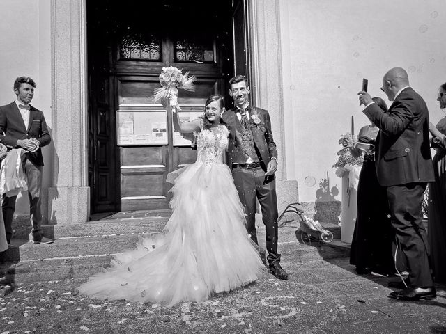 Il matrimonio di Tommaso e Simona a Novate Milanese, Milano 99