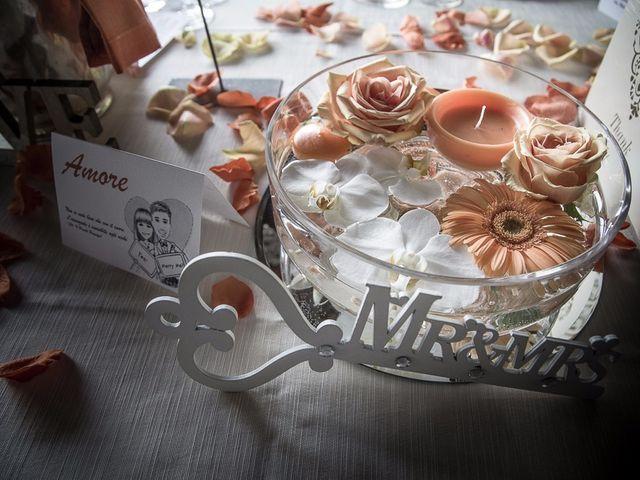 Il matrimonio di Tommaso e Simona a Novate Milanese, Milano 105