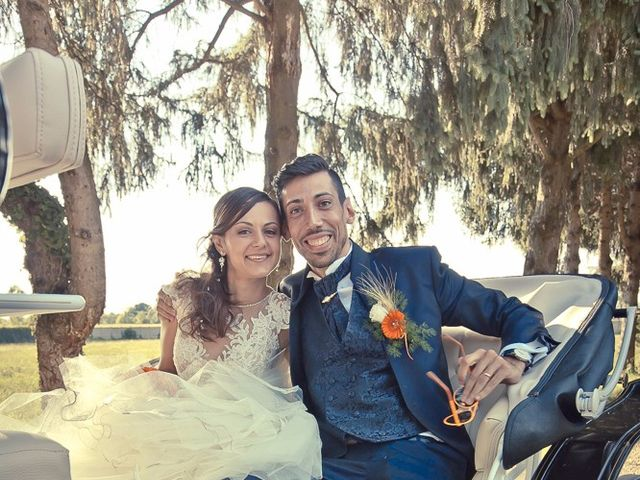 Il matrimonio di Tommaso e Simona a Novate Milanese, Milano 107