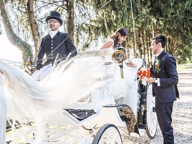 Il matrimonio di Tommaso e Simona a Novate Milanese, Milano 108